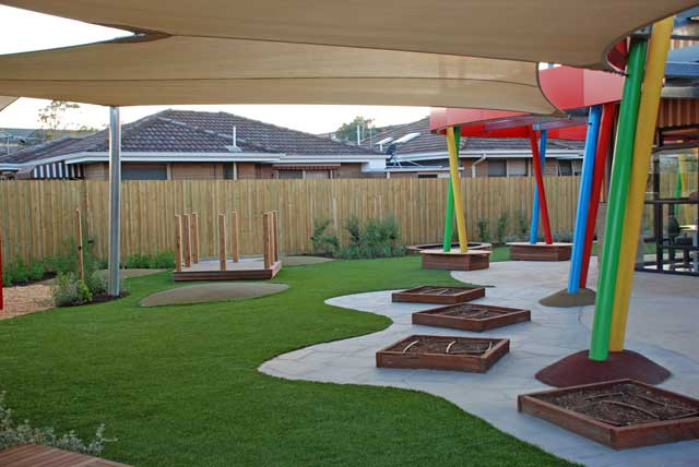Landscaping Mentone Girls Grammar School Early Learning