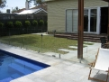 Paving and Lawn